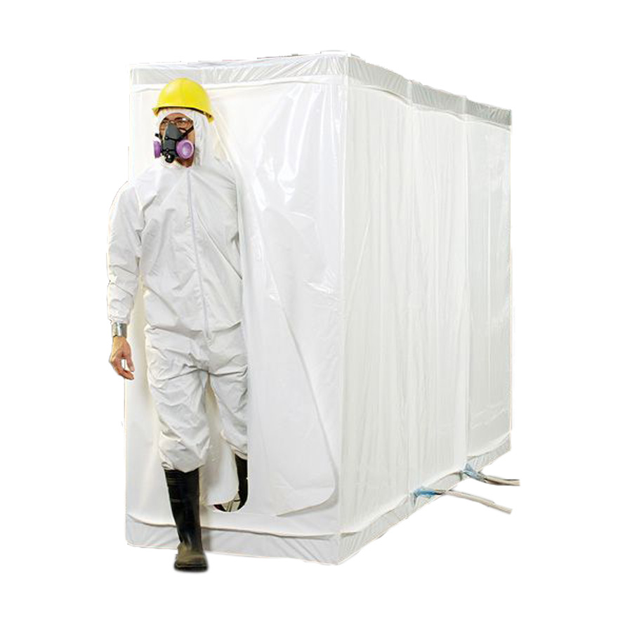D Con 3 77 Quot Disposable Decontamination Shower Amp Airlock