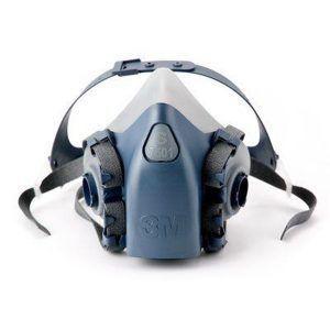 3m gas mask 60926