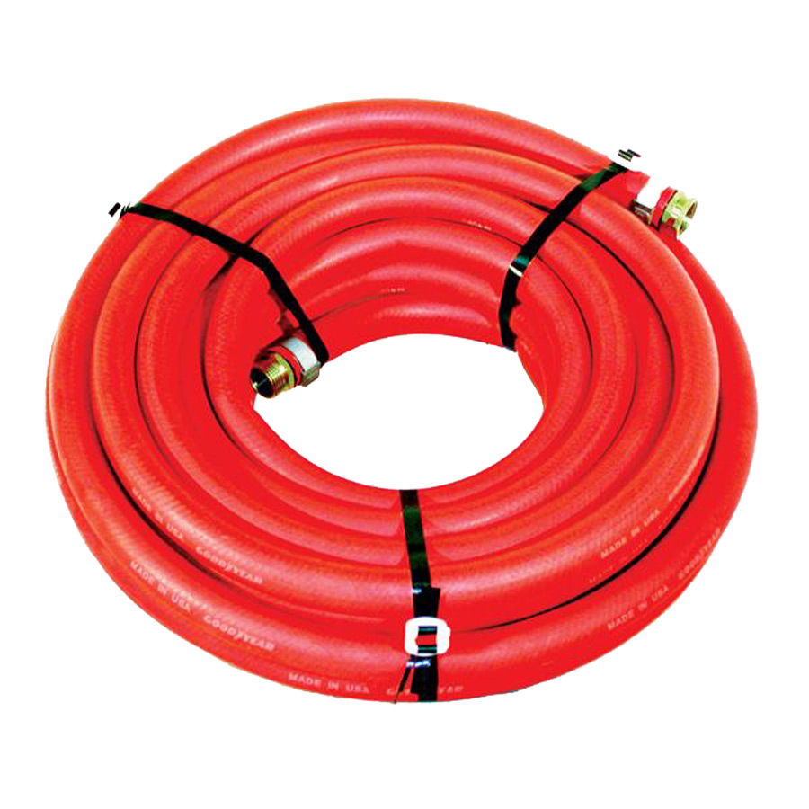 Aronson 5 8 Quot X 100 Red Water Hose Inline Distributing