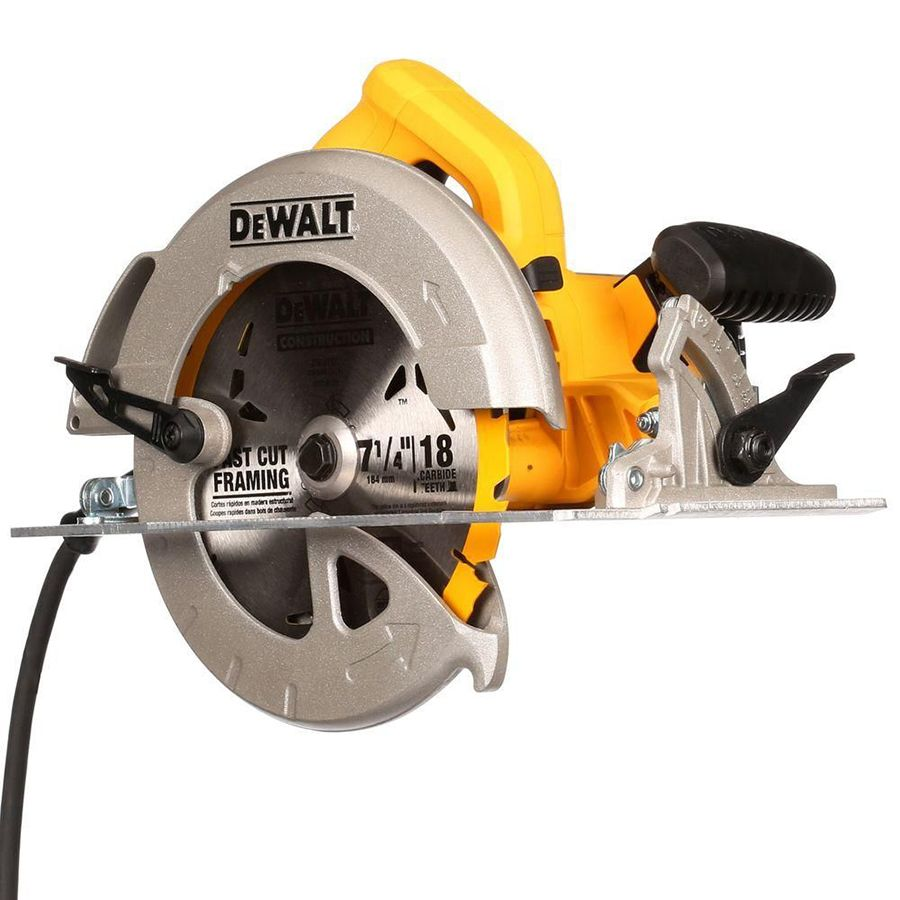 Dewalt Dws535 7 25in Worm Drive Circular Saw Inline Distributing Company