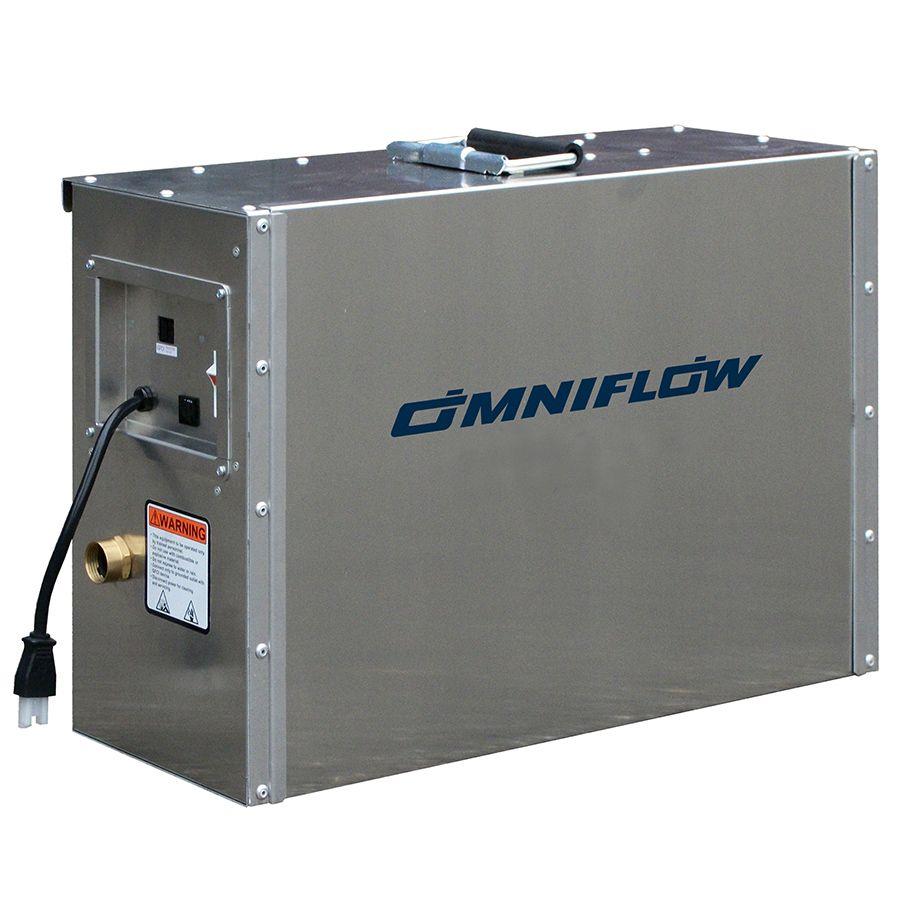 Omnitec Omniflow Water Filtration Unit Inline